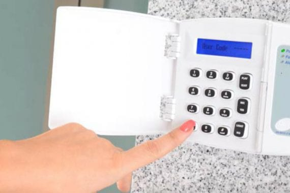 Monitored HKC Intruder Alarms